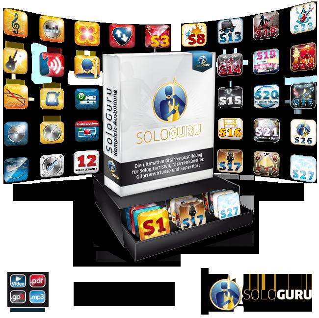 Der SoloGuru ist das Beste, was der Markt zu bieten hat!